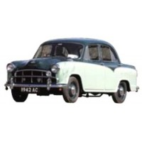 MORRIS Oxford Mk2 Saloon, grey/black