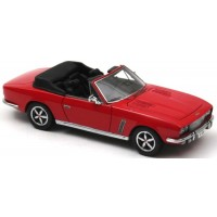 JENSEN Interceptor Mk3 Cabrio, red