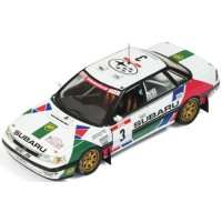 SUBARU Legacy RS Rally TdCorse'91 #3, Chatriot / Perin