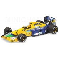 BENETTON Ford 191, M.Schumacher