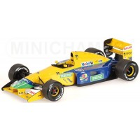 BENETTON Ford 191B, M.Schumacher