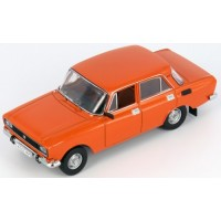 MOSKVITCH 2140, 1977, orange