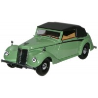 ARMSTRONG Siddeley Hurricane closed,  green