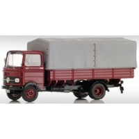 MERCEDES BENZ LP608 Pick-up/Tarpaulin, d.red