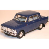 MOSKVITCH 408, bleu