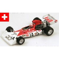 BRM P160D GP Brazil'73 #14, 6th C.Regazzoni