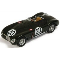 JAGUAR XK120C LeMans'51 #20, winner Walker / Whitehead