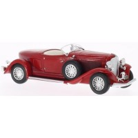 AUBURN Boat Tail Roadster, 1933, red