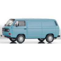 VW T3a Box Van, blue