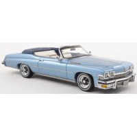 BUICK Le Sabre 2-door Convertible, 1974, l.blue