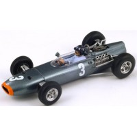 BRM P261 GP Monaco'65 #3, winner G.Hill