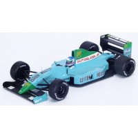 MARCH LEYTON HOUSE CG901 GP France'90 #16, 2nd I.Capelli