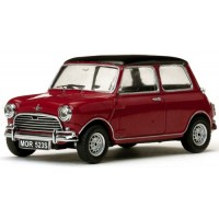 MINI Morris Cooper S, tartan red
