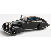 BENTLEY 4.25 Litre Concealed D.H.C., 1936, black