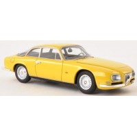 ALFA ROMEO 2600 Sprint Zagato, 1967, yellow ALFA ROMEO 2600 Sprint Zagato, 1967, yellow
