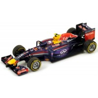 INFINITI Red Bull Racing RB10 GP Belgium'14 , winner D.Ricciardo