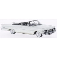 OLDSMOBILE 98 Convertible, 1959, white