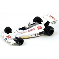HESKETH 308E GP Belgium'77 #25, H.Ertl