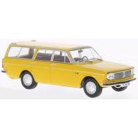 VOLVO 145, 1973, d.yellow