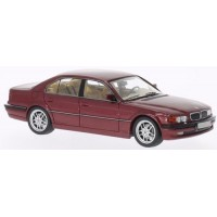 BMW 740i (E38), met.d.red