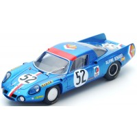 ALPINE A210 LeMans'68 #52, 10th JL.Therier / B.Tramont
