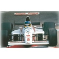 ARROWS-FOOTWORK A11B #9, 1990, M.Alboreto