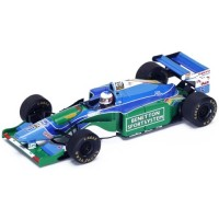BENETTON B194 GP Monaco'94 #5, winner M.Schumacher