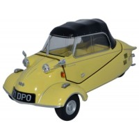 MESSERSCHMITT KR200 Bubble Car, yellow
