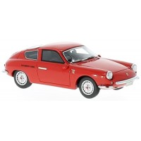ABARTH 1000 GT Monomille, 1963, red