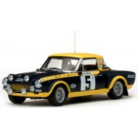 FIAT 124 Abarth Rally MonteCarlo'76 #5, R.Cambiaghi / S.Scabini