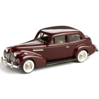 BUICK Century 2-door Touring Sedan M-68, 1939, maroon