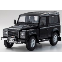 LAND ROVER Defender 90, black