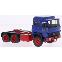 MAGIRUS DEUTZ Frontlenker, 1967, blue/red