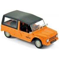 CITROËN Méhari, 1978, kirghiz orange