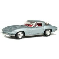 CHEVROLET Corvette Stingray, 1963, silver