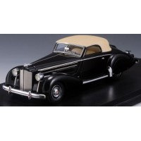 PACKARD 1601 One-Twenty Graber Convertible, 1938