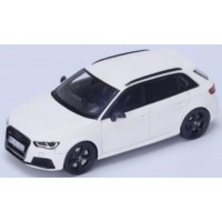 AUDI RS3 Sportback, 2015, matt white