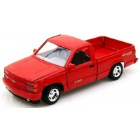 CHEVROLET 454 SS Pick-up, red