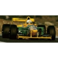 BENETTON B193 #6, 1993, M.Schumacher