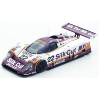 JAGUAR XJR9 LeMans'88 #22, 4th D.Daly / K.Cogan / L.Perkins