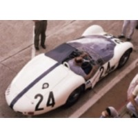 MASERATI Tipo 61 24h LeMans'60 #24, M.Gregory / C.Daigh