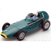 VANWALL VW5 GP Netherlands'58 #1, winner S.Moss