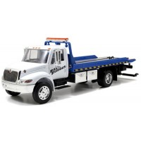 INTERNATIONAL Durastar Flat Bed Tow Truck