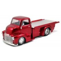 CHEVROLET COE Flatbed, 1952, red