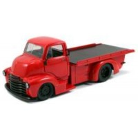 CHEVROLET COE Flatbed, 1952, primer red