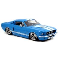 FORD Shelby GT500, 1967, blue/white stripes