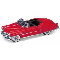 CADILLAC Eldorado Converible, 1953, red
