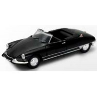 CITROËN DS 19 Cabriolet open, black