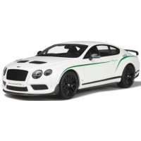 BENTLEY Continental GT3-R, glacier white (limited 1500)