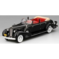 CADILLAC V16 Convertible Sedan, 1936, grey